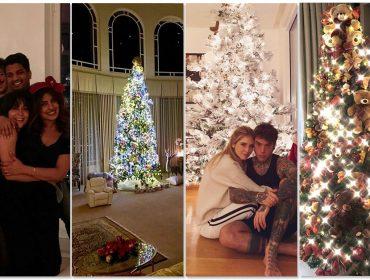 De Britney Spears a Astrid Fontenelle confira as árvores de Natal dos famosos