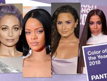 Ultra Violet: como usar a cor eleita pela Pantone para 2018 na maquiagem?