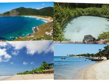 Férias! Conheça alguns paraísos escondidos do Brasil que valem a viagem