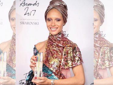 Oscar britânico da moda dá espaço a ativismo social e elege Adwoa Aboah como modelo do ano