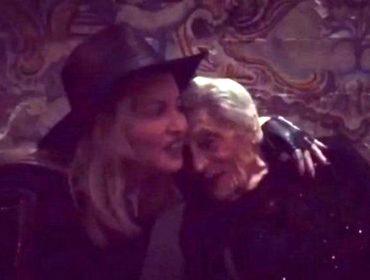 Parece que Madonna está mesmo levando sua ´portugezice' a sério. A novidade da vez?