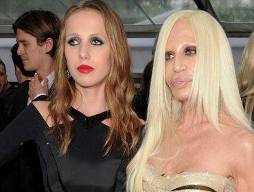 Donatella Versace proíbe que série sobre a morte de seu irmão mostre sua filha… Aos fatos