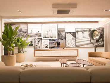 Madeira em suas mais sofisticadas formas é destaque da coleção Arthur Casas para Etel