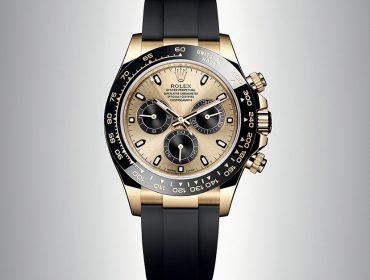 Desejo do Dia: sexta-feira casual com o novo Rolex Cosmograph Daytona
