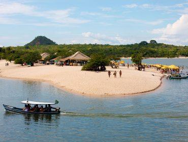 Para quem achava que Alter do Chão, no Pará, era o último paraíso na Terra, atenção…