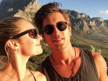 Extra! Top Candice Swanepoel está grávida de seu segundo filho com o noivo brasileiro