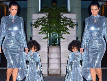"""Marca de Kim e Kanye West responde a plágio com """"homenagem"""" às marcas e ação beneficente"""