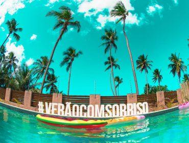 Sorriso promove limpeza da praia em São Miguel do Gostoso. Aos detalhes!