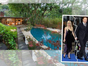 Anna Faris coloca à venda château que dividia com o ex, Chris Pratt, em Los Angeles