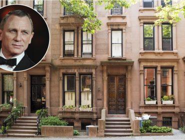 Novo endereço de Daniel Craig em NY pertenceu a filho de autor de livro sobre James Bond