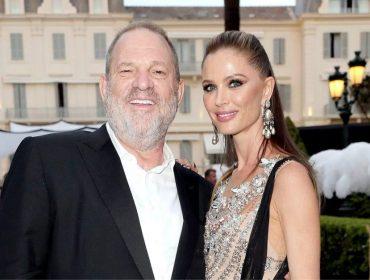 Depois de se divorciar de Harvey Weinstein, estilista Georgina Chapman volta ao batente