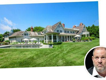 Harvey Weinstein vende château nos Hamptons com um senhor prejuízo. Veja as fotos!
