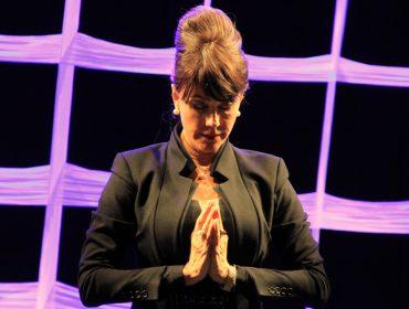 """Rolou nessa quinta-feira a estreia do espetáculo """"Master Class"""", estrelado por Christiane Torloni"""