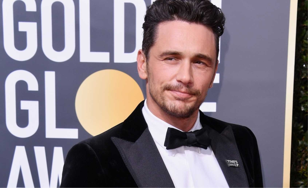 Depois de vencer globo de ouro james franco protagoniza escndalo james franco crditos getty images fandeluxe Gallery