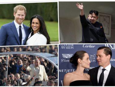 Harry e Meghan grávidos, Kim Jong-un deposto e mais: as previsões para os famosos em 2018