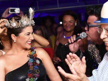 Lançamento oficial do Camarote Rio Samba e Carnaval agitou o terraço do Sofitel Ipanema