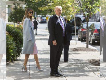 Dor de cotovelo de Melania Trump custou mais de R$ 200 mil aos contribuintes americanos