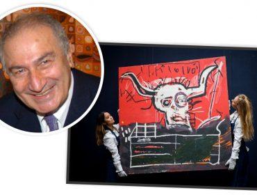 Conheça Jose Mugrabi, o dono dos Basquiats que serão expostos em São Paulo a partir desta quinta