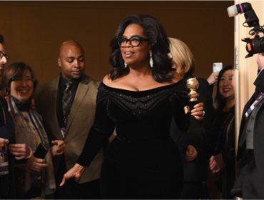 Oprah não quer ser presidente, mas mesmo assim está lucrando alto com a ideia. Entenda!