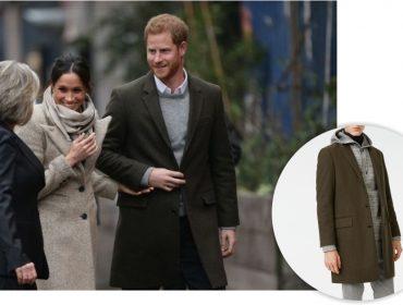 It boy: casaco que príncipe Harry usou em público nessa semana vira hit no Reino Unido