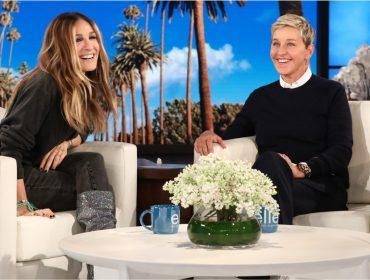 """Sarah Jessica Parker diz que Ellen DeGeneres poderia ser Samantha em """"Sex and the City 3"""""""