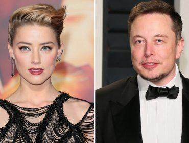 Depois de anunciarem que são 'apenas amigos', Amber Heard e Elon Musk passaram o réveillon juntos sabe onde?