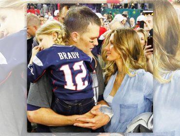 """Tom Brady perde a esportiva com jornalista que chamou sua filha de """"chata"""""""
