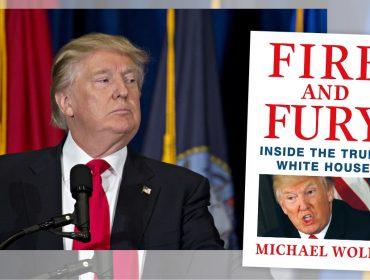 Lançado na madrugada dessa sexta, livro bombástico sobre Trump esgota em 20 minutos