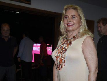 """Famosos prestigiam sessão para convidados de """"Bibi, uma Vida em Musical"""", nessa terça, no Rio"""