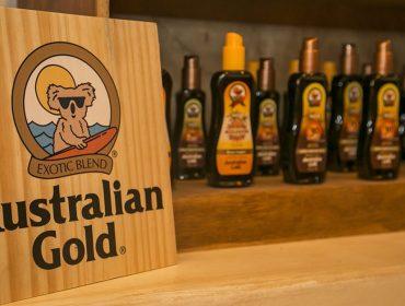 Quer saber o segredo do bronze da turma que passou pela Casa Glamurma Trancoso? Australian Gold!