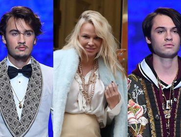 O que os filhos de P.Diddy, Daniel Day-Lewis, Pierce Brosnan e Pamela Anderson têm em comum?