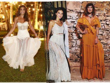 Bem Vestidas: Do Taípe até Noronha a gente entrega os looks do Réveillon