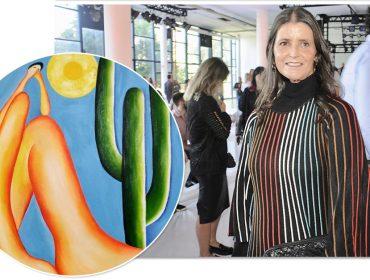 Sobrinha-neta de Tarsila do Amaral vai usar acessório especial na abertura da expô que homenageia a artista em NY