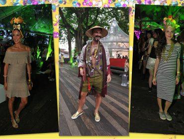 Bem-Vestidas: de uma ponta a outra do bloquinho inspire-se no look de Carnaval