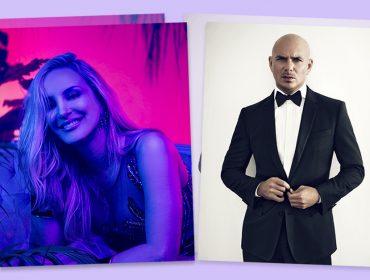 """Em inglês e espanhol, Claudia Leitte lança """"Carnaval"""", com participação de Pitbull"""
