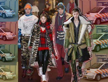 A partir de agora a polícia holandesa poderá abordar jovens com roupas de marca… O motivo?