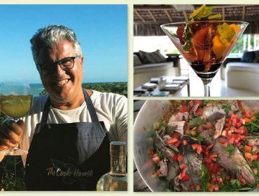 """Chef Eloy Campagnoni vai comandar mais uma edição do """"Casa do Cozinheiro"""", em Trancoso"""