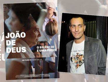 Documentário sobre João de Deus dirigido por Candé Salles estreia em SP!