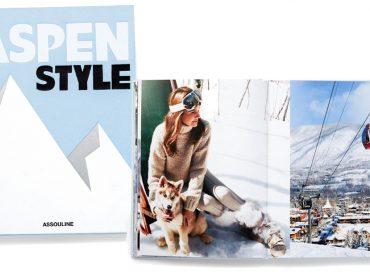 Novo livro da Taschen mostra Aspen, destinos preferido de glamurettes, como nunca se viu…