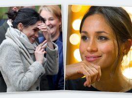 Meghan Markle quebra regras da Família Real às vésperas do casamento com Harry
