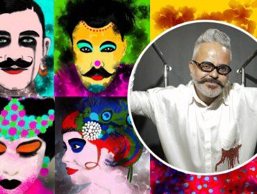 Ronaldo Fraga se prepara para agitar Belo Horizonte com Carnaval à moda antiga…