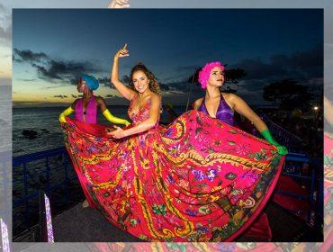 Daniela Mercury sobe no palco com Claudia Leitte e diz que Carnaval não será o mesmo sem Ivete