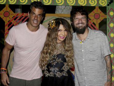 Elba Ramalho comandou show no Cafe de La Musique de Trancoso nessa quarta