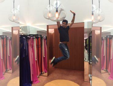 Primeiro Bailarino do Royal Ballet de Londres, Thiago Soares deu um rasante em SP!