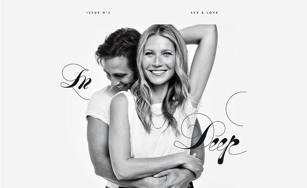 Gwyneth Paltrow e Brad Falchuk confirmam noivado
