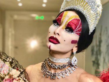 Sabrina Sato se transforma em Isabelita dos Patins para desfile no Rio. Vem ver!