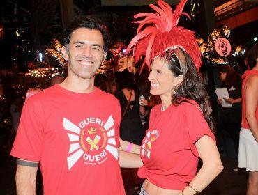Fernanda Suplicy comanda ressaca pós-Carnaval do Gueri-Gueri em São Paulo