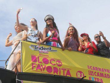 Bloco da Favorita invade ruas cariocas nesse sábado com desfile de musas