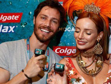 Ação de Colgate Plax mobiliza famosos no Carnaval de Salvador