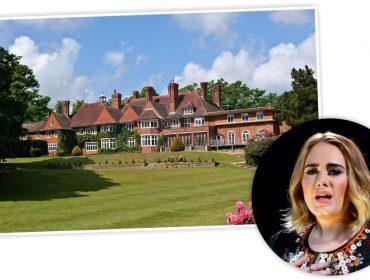 """Casa """"assombrada"""" onde Adele morou de aluguel é colocada à venda por R$ 33 milhões"""